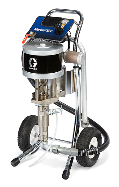 POMPE A PISTON MERKUR - GRACO