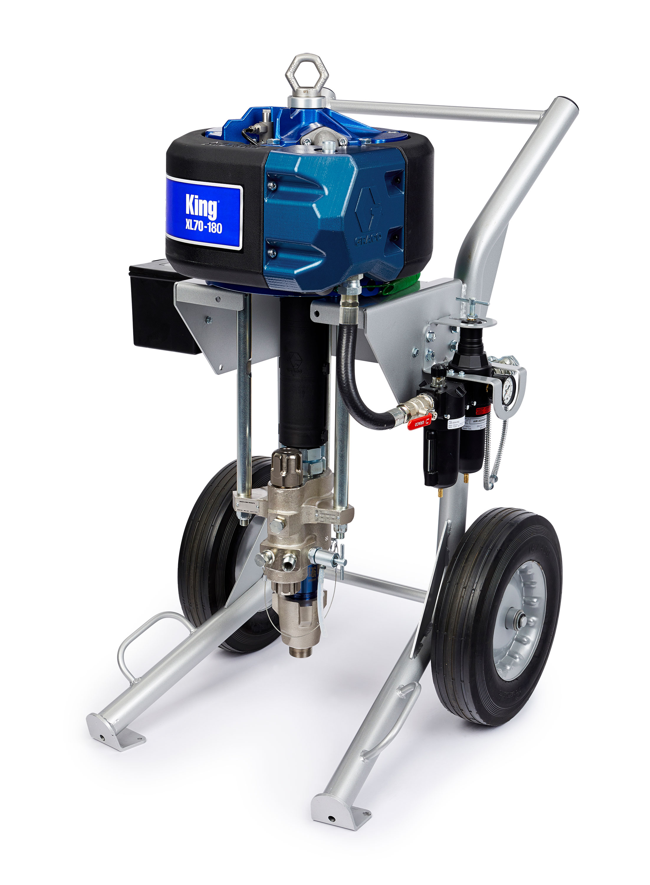 POMPE AIRLESS KING - GRACO