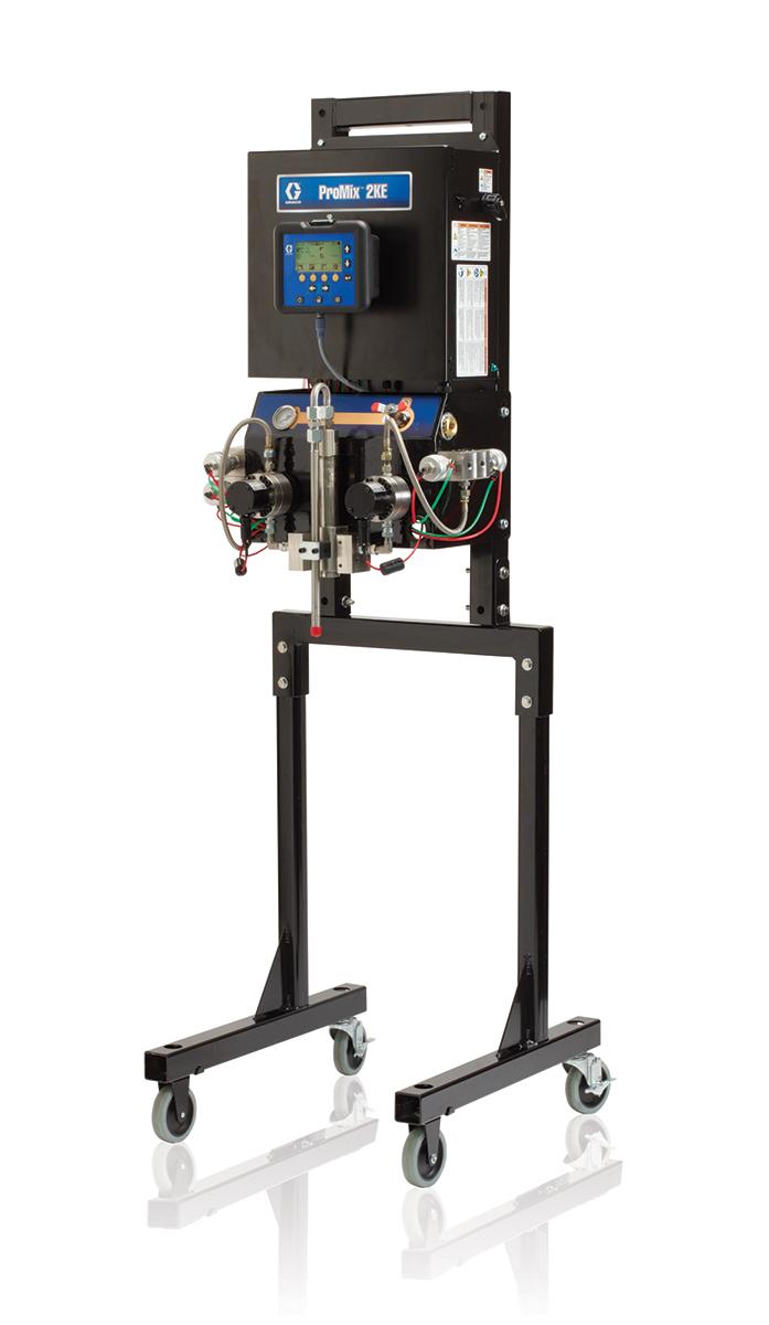 MACHINE DE DOSAGE ProMix 2KE - GRACO