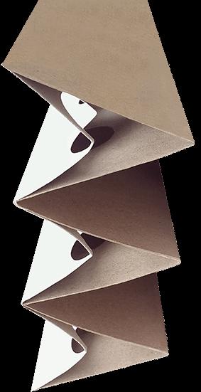 Filtre carton plissé Andreae cabine peinture